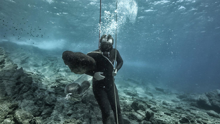IRME, A Short Film - The Passing Of Sponge Diving In Turkey